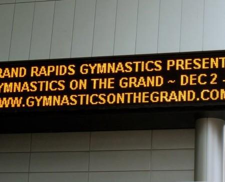Gymnastics on the Grand - Meet Highlights