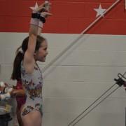 Girls Bronze Level Gymnastics