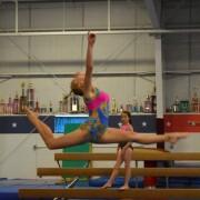 Girls Silver Level Gymnastics 2