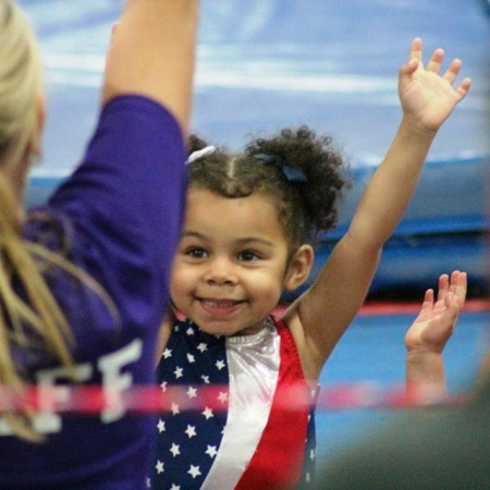 Preschool Gymnastics -Walking through 6 years old