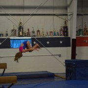 Tramp and Tumbling Co-ed