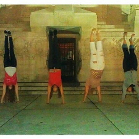 coaches handstand picture