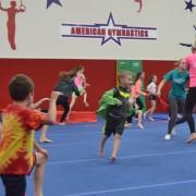 Power Play at American Gymnastics in Romeo, Michigan