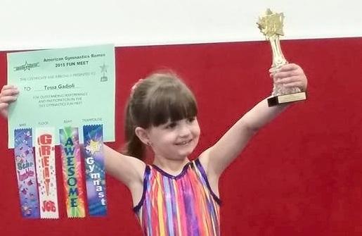 tessa trophy